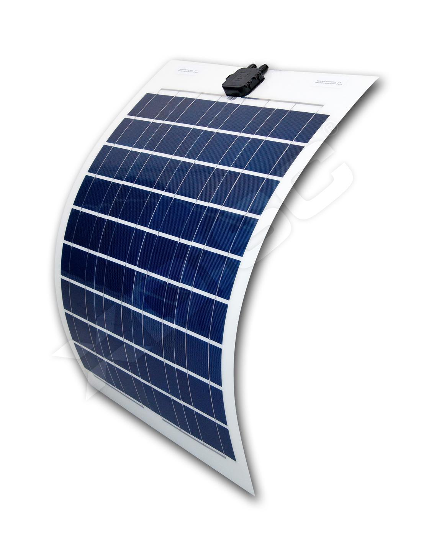 PV-Z-ASOL-FLEX-75P-W0R-BS75/15 - Zestaw z regulatorem VICTRON ENERGY BLUE SOLAR MPPT75/15