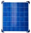 PV-ASOL-FLEX-150P-W0S Kwadratowy elastyczny panel