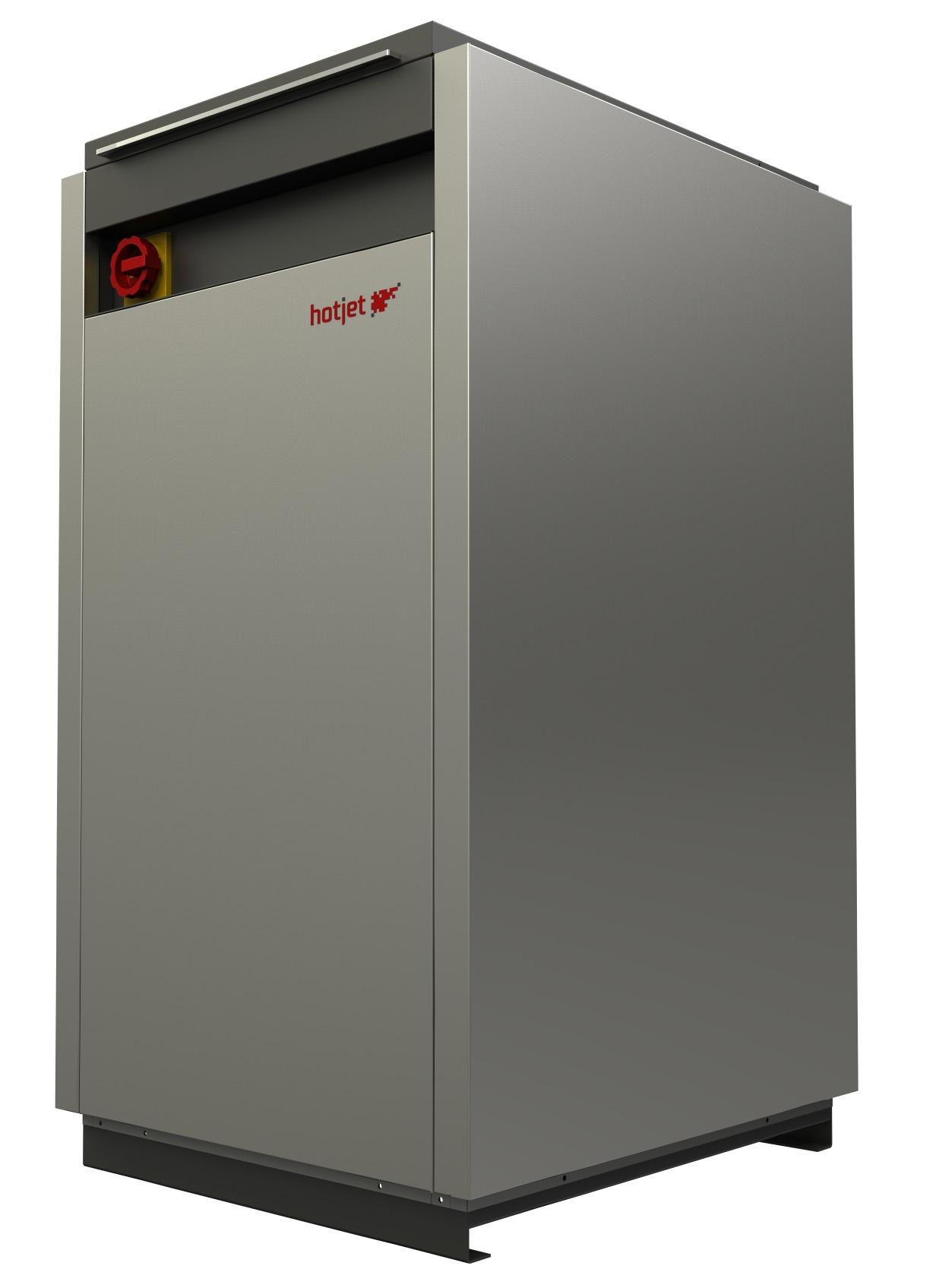 Gruntowa Pompa ciepła 9,93 kW ziemia - woda i woda - woda Hotjet